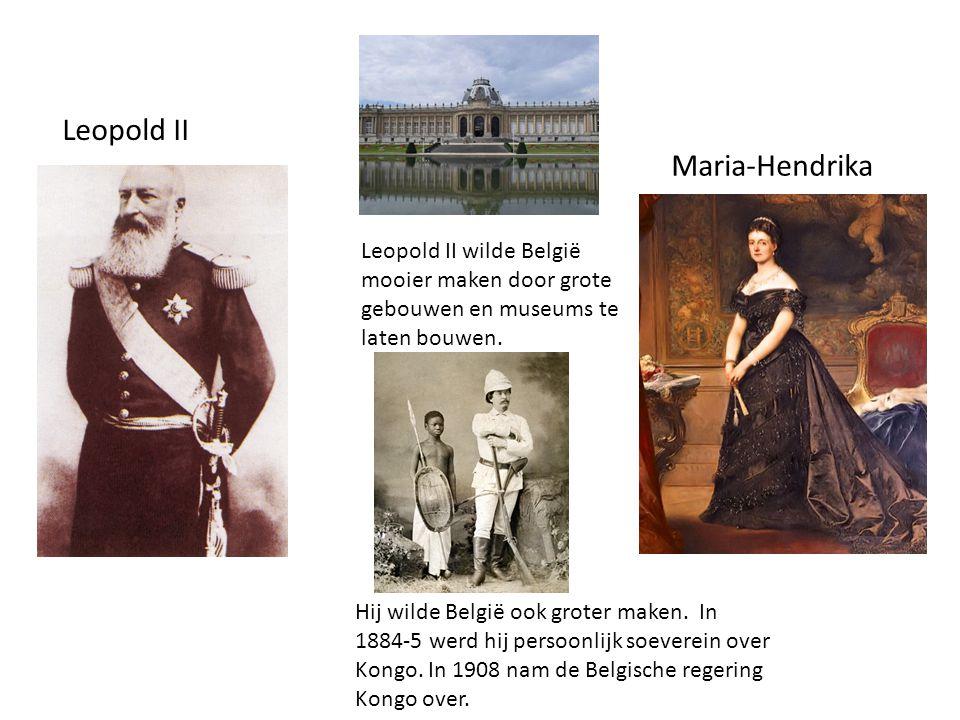 Leopold II Maria-Hendrika