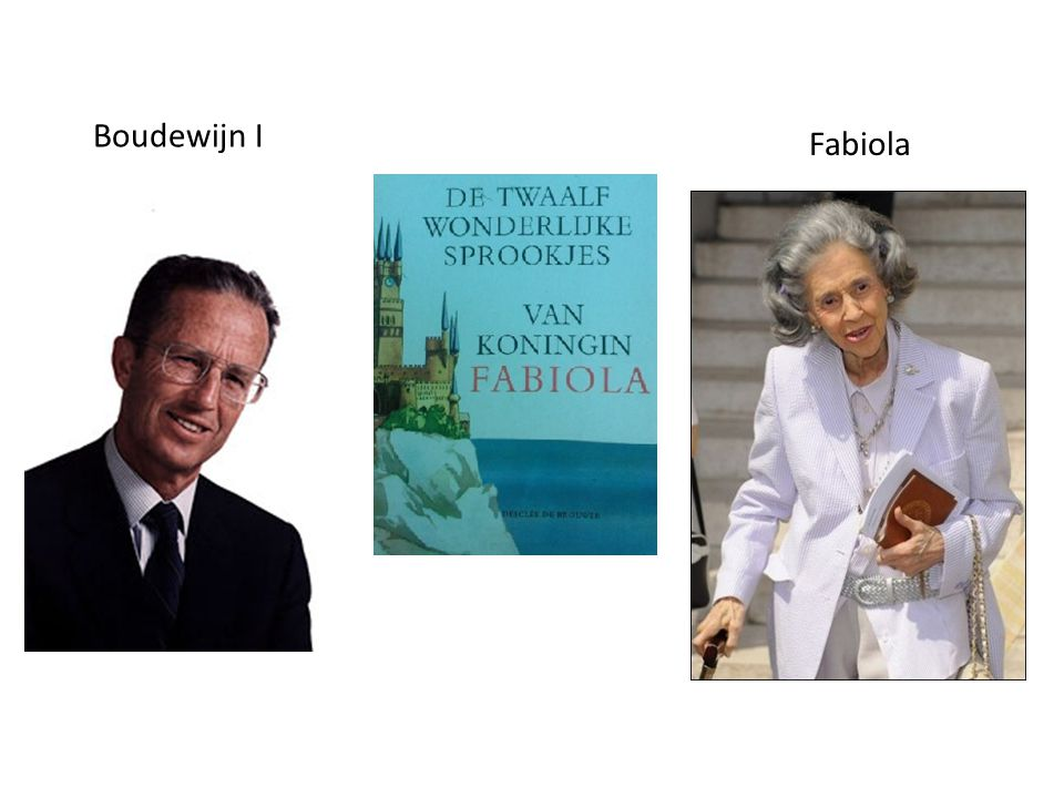 Boudewijn I Fabiola.