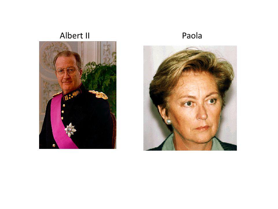 Albert II Paola Afbeeldingen : Albert II -> nicolas.beaudet.free.fr ; Paola -> johanscholte.nl