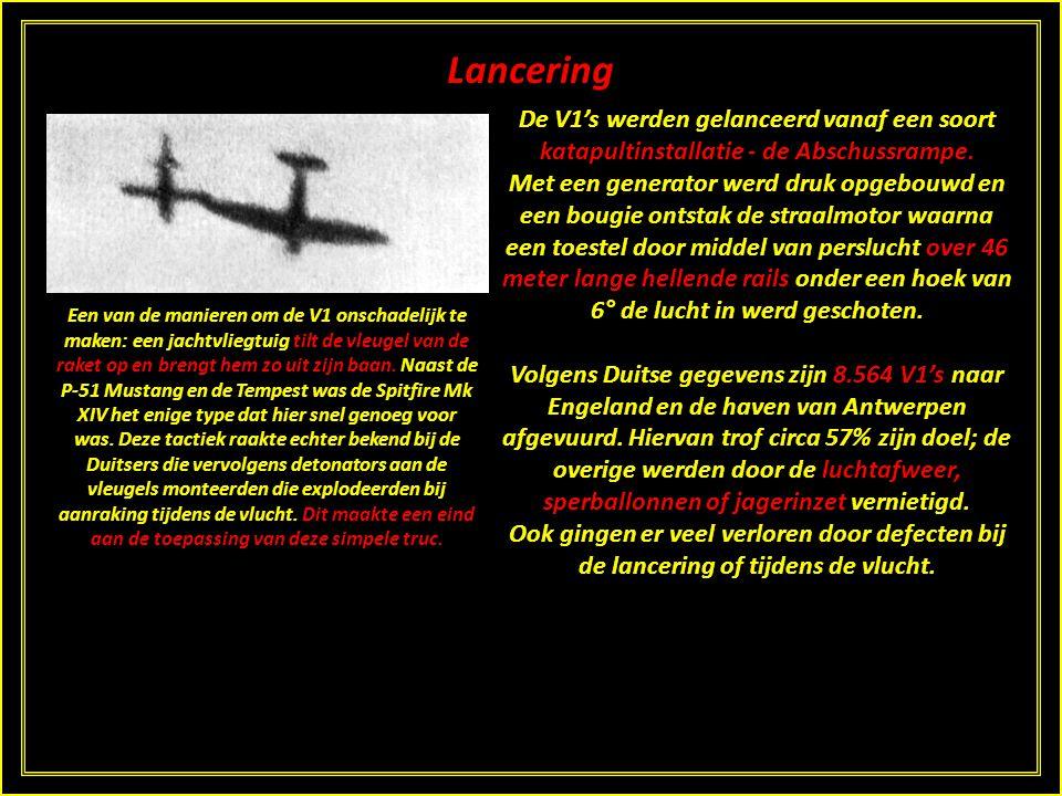 Lancering