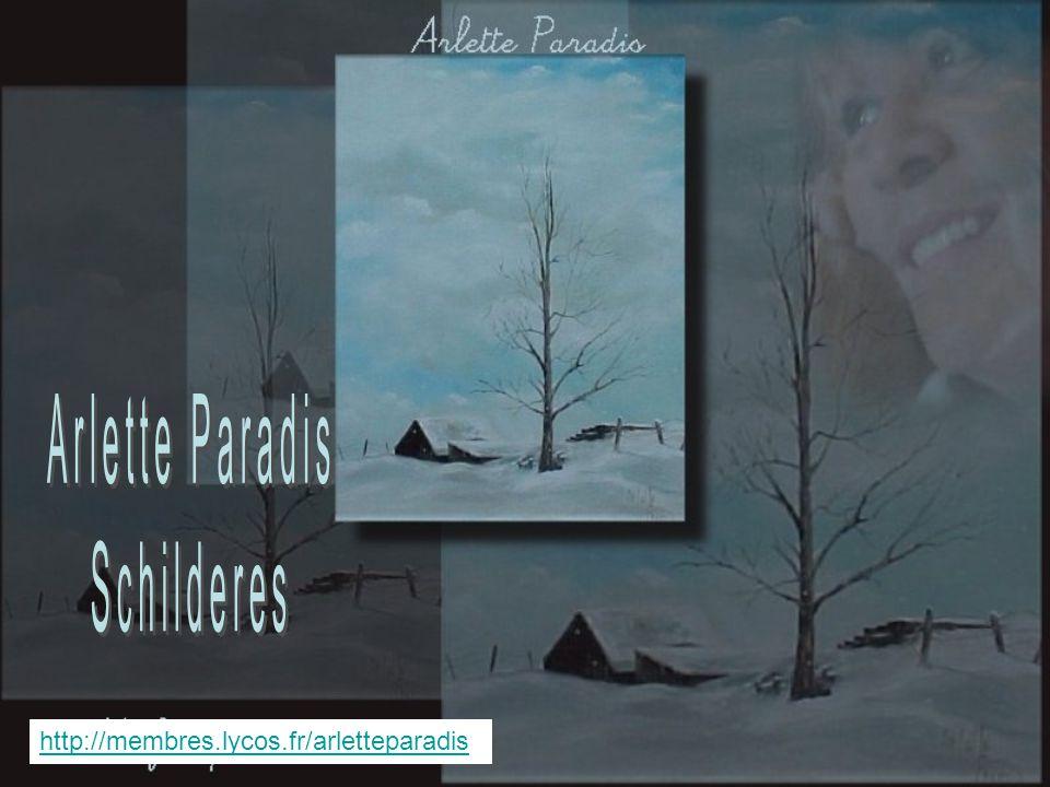 Arlette Paradis Schilderes http://membres.lycos.fr/arletteparadis