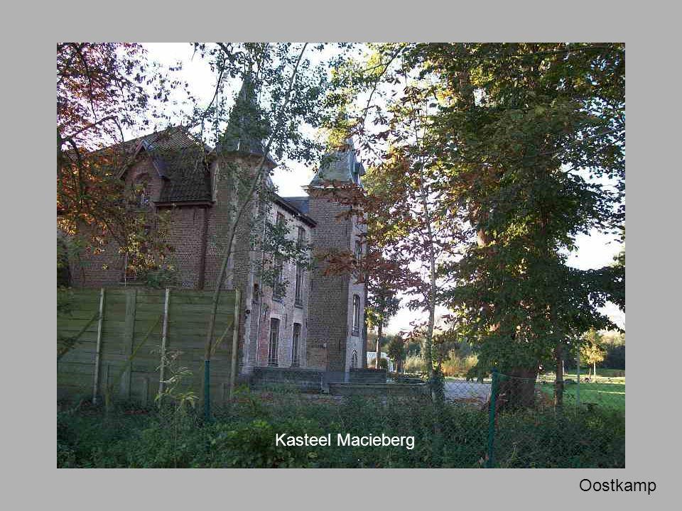 Kasteel Macieberg Oostkamp