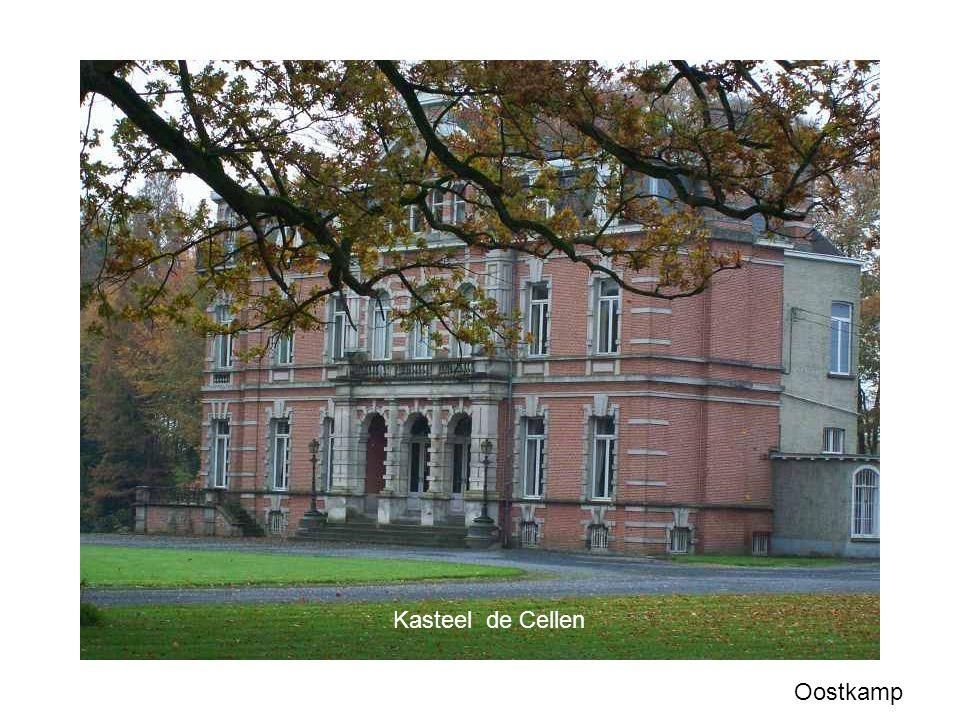 Kasteel de Cellen Oostkamp