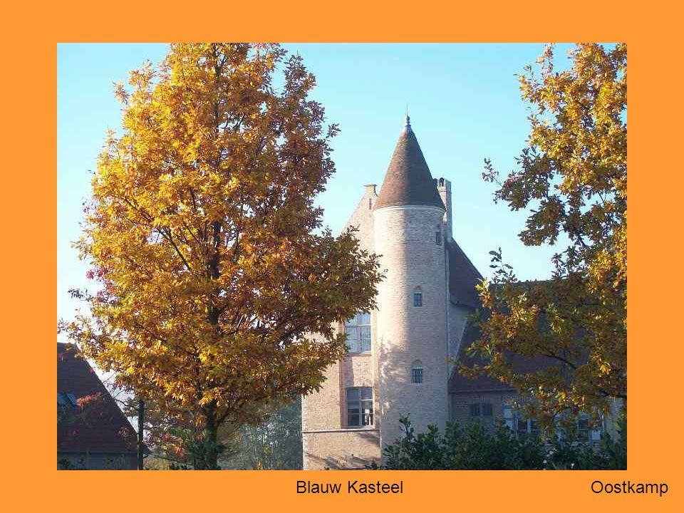 Blauw Kasteel Oostkamp
