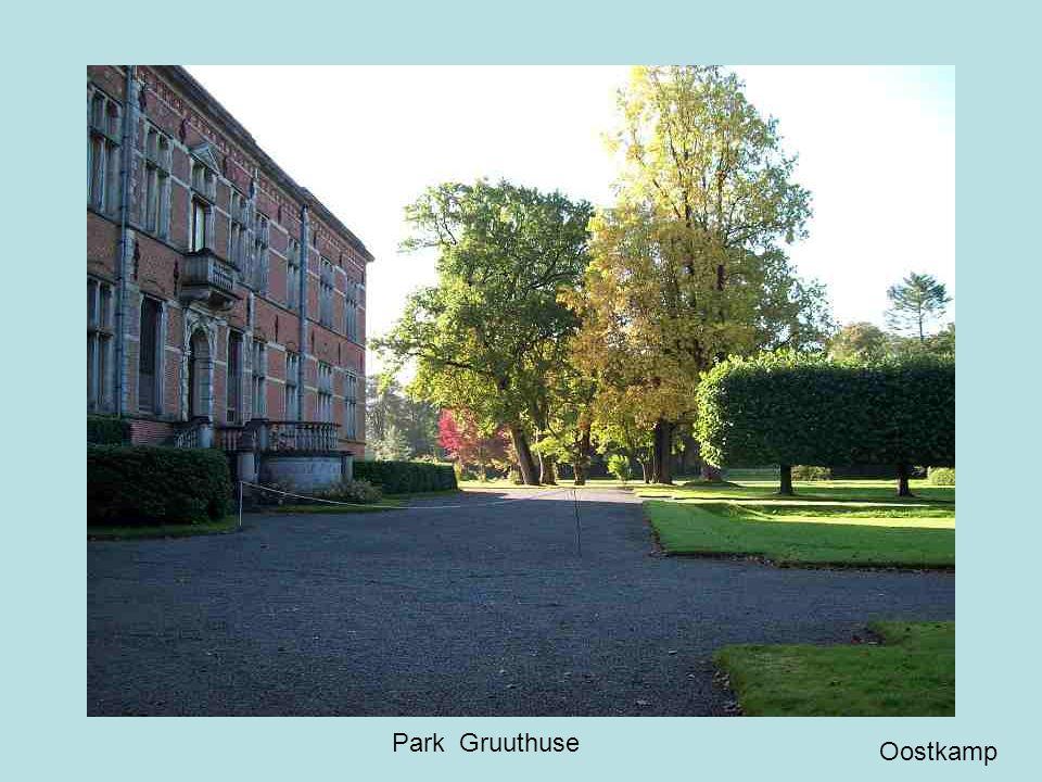Park Gruuthuse Oostkamp
