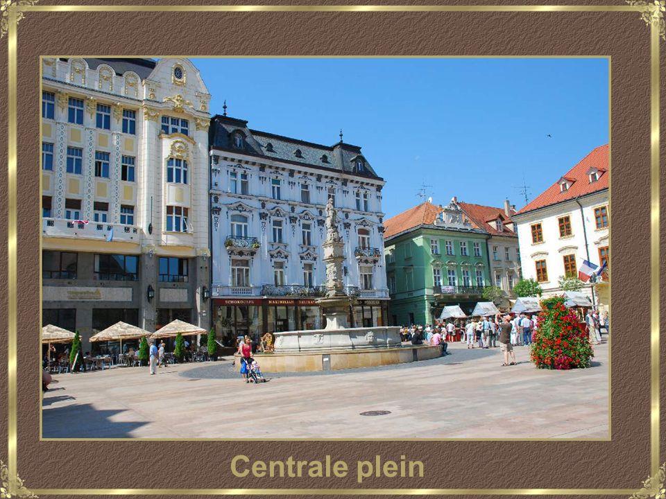 Centrale plein