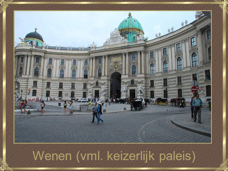 Wenen (vml. keizerlijk paleis)
