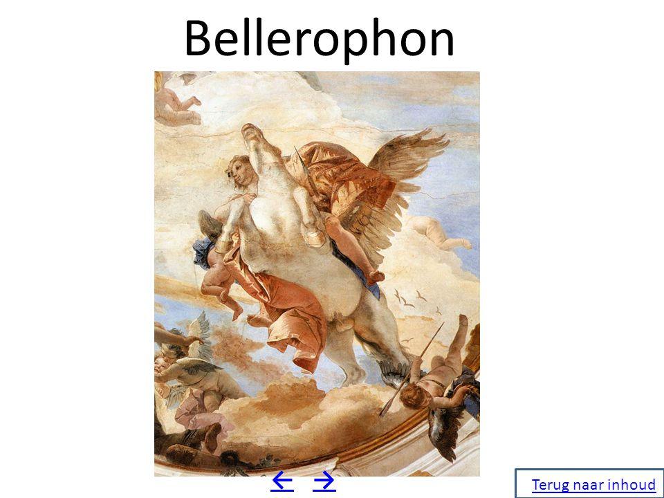 Bellerophon ← → Terug naar inhoud Terug naar inhoud
