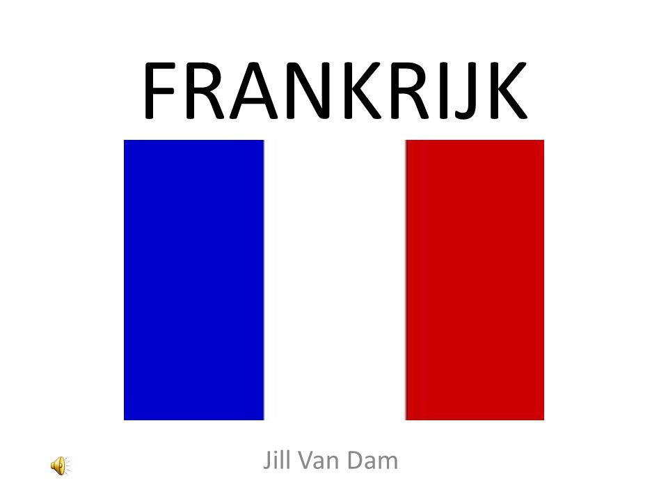 FRANKRIJK Jill Van Dam