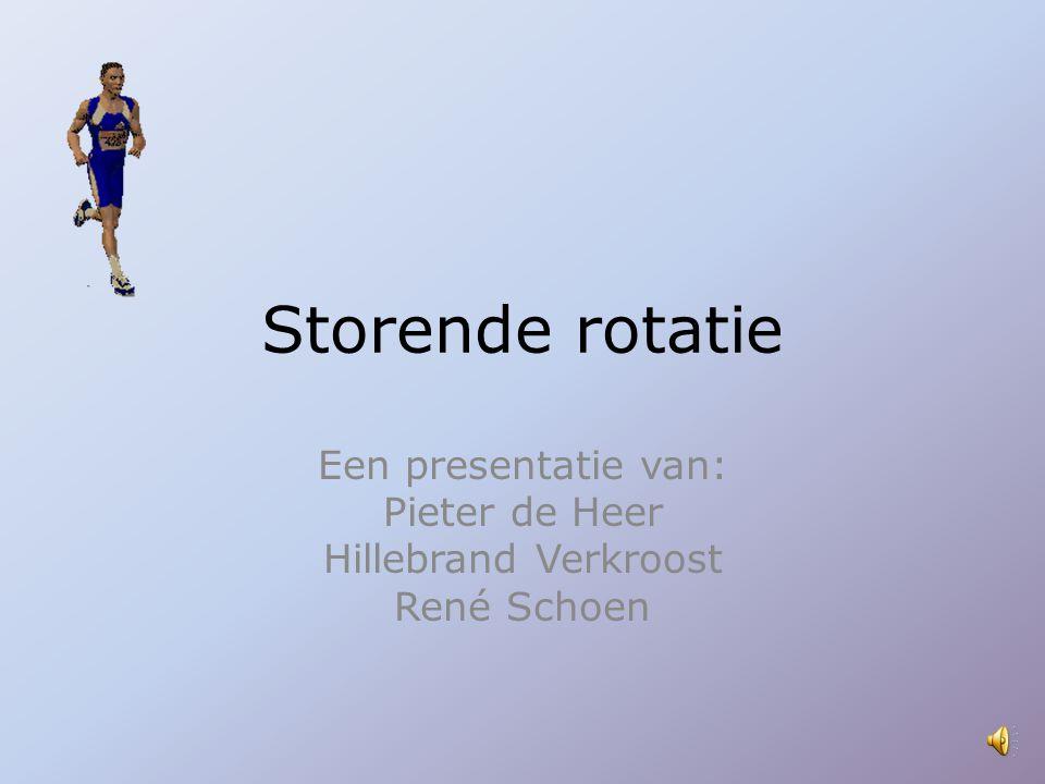 Een presentatie van: Pieter de Heer Hillebrand Verkroost René Schoen