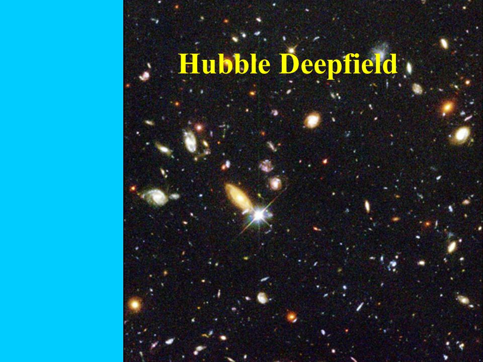 Hubble Deepfield