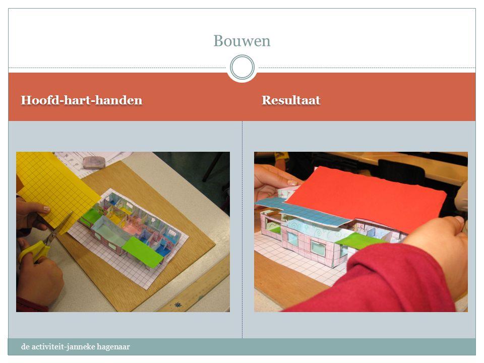 Bouwen Hoofd-hart-handen Resultaat de activiteit-janneke hagenaar