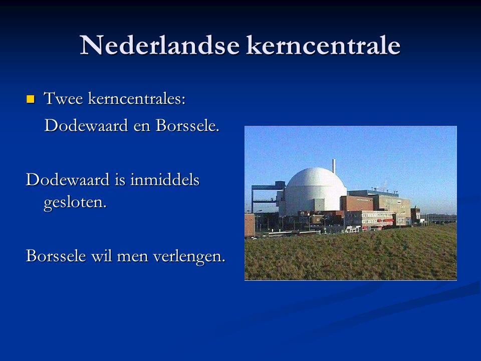 Nederlandse kerncentrale