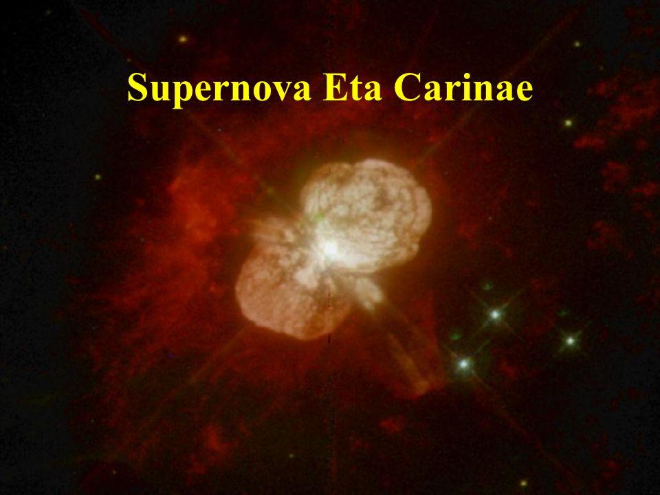 Supernova Eta Carinae