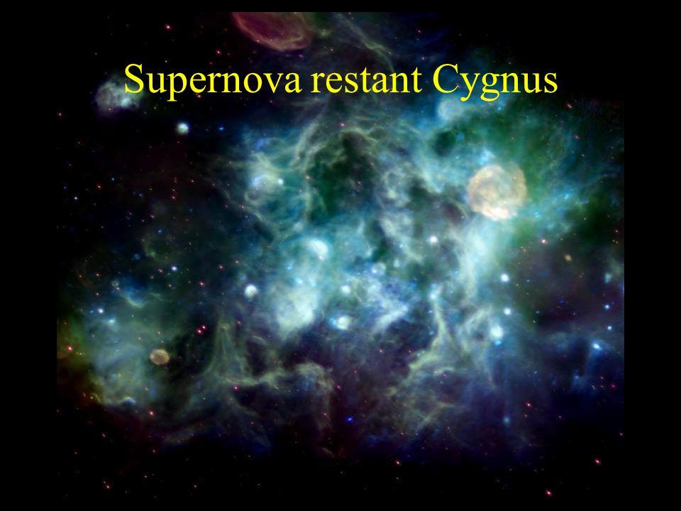 Supernova restant Cygnus