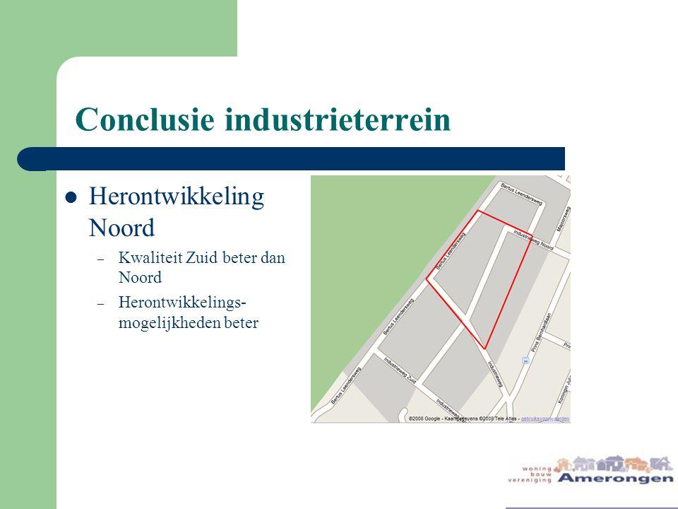 Conclusie industrieterrein