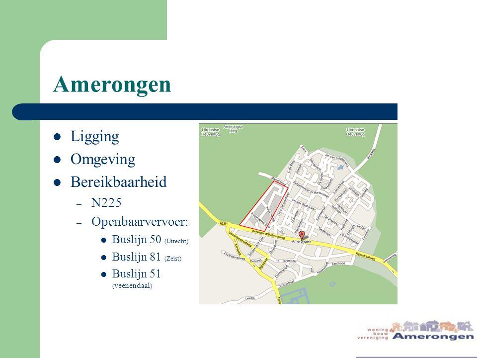 Amerongen Ligging Omgeving Bereikbaarheid N225 Openbaarvervoer: