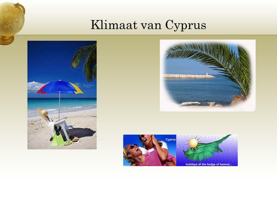 Klimaat van Cyprus