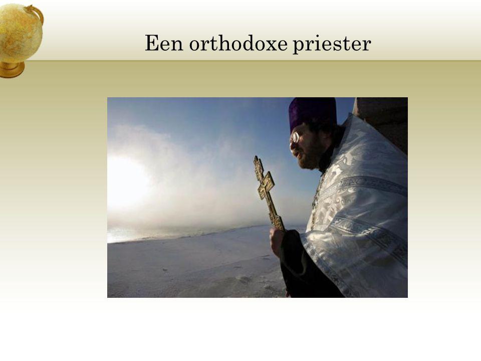 Een orthodoxe priester