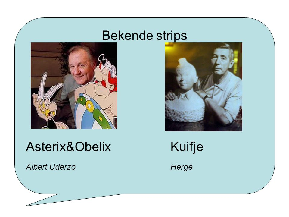 Asterix&Obelix Kuifje