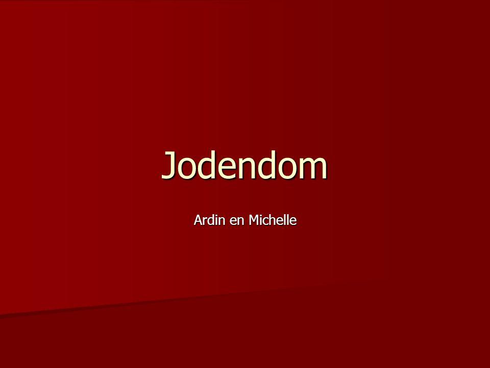 Jodendom Ardin en Michelle