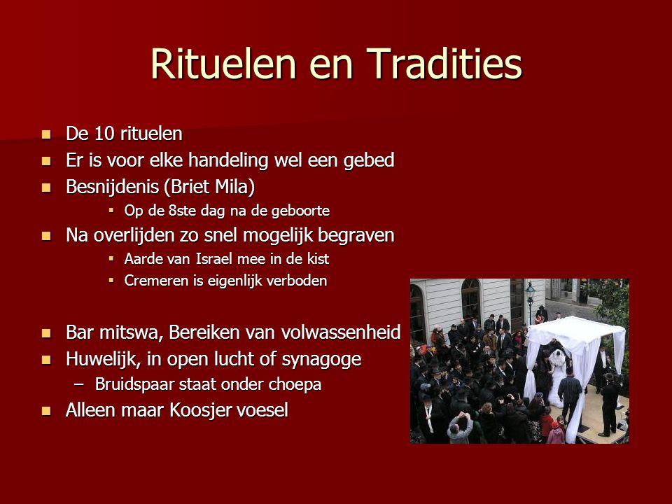 Rituelen en Tradities De 10 rituelen