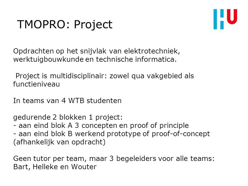 7 TMOPRO: Project.