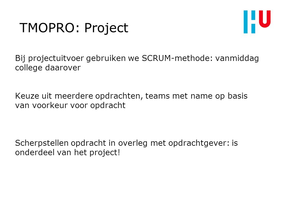 9 TMOPRO: Project.
