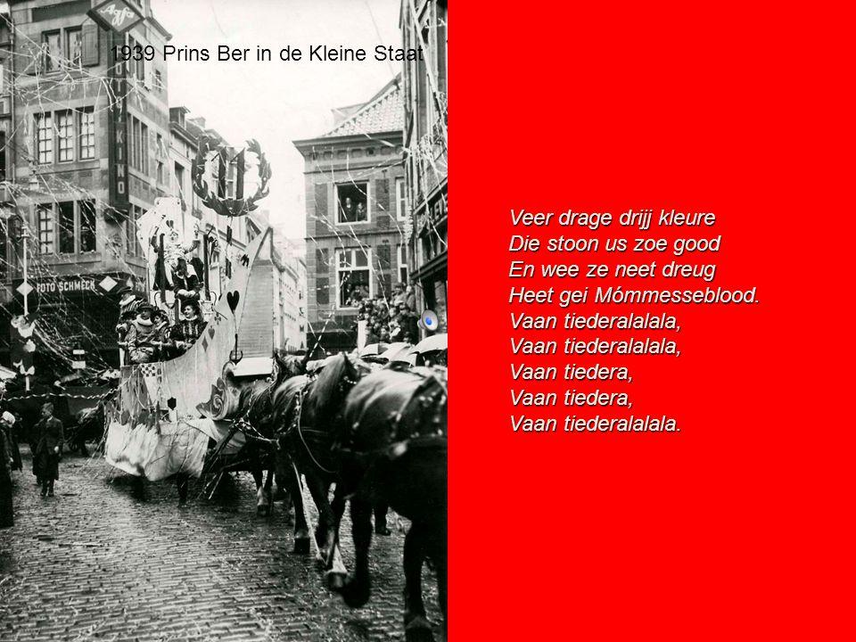1939 Prins Ber in de Kleine Staat