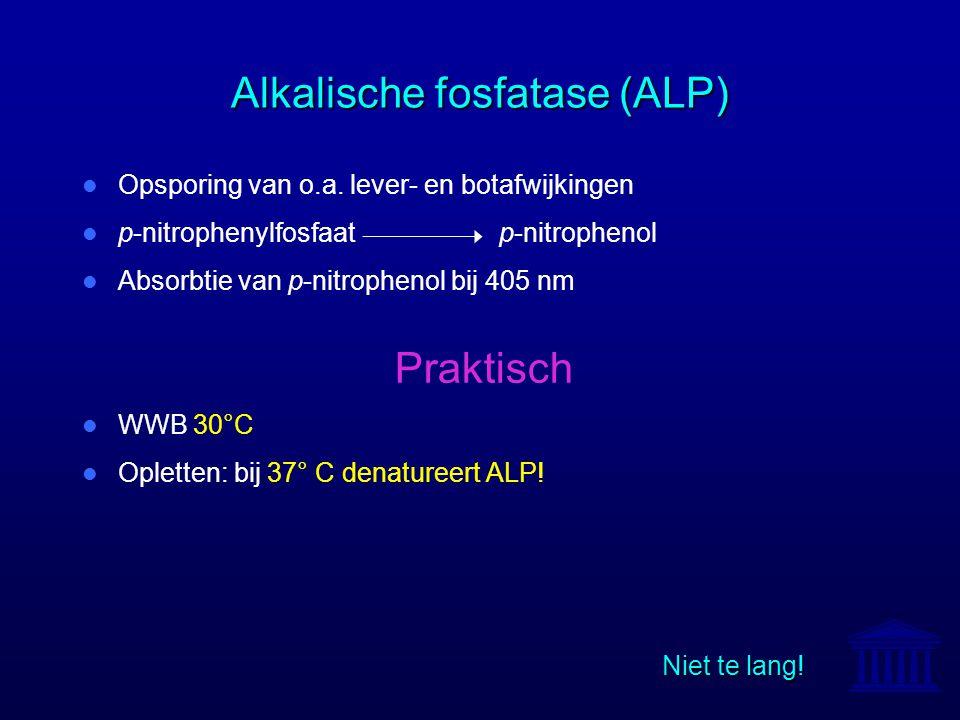 Alkalische fosfatase (ALP)