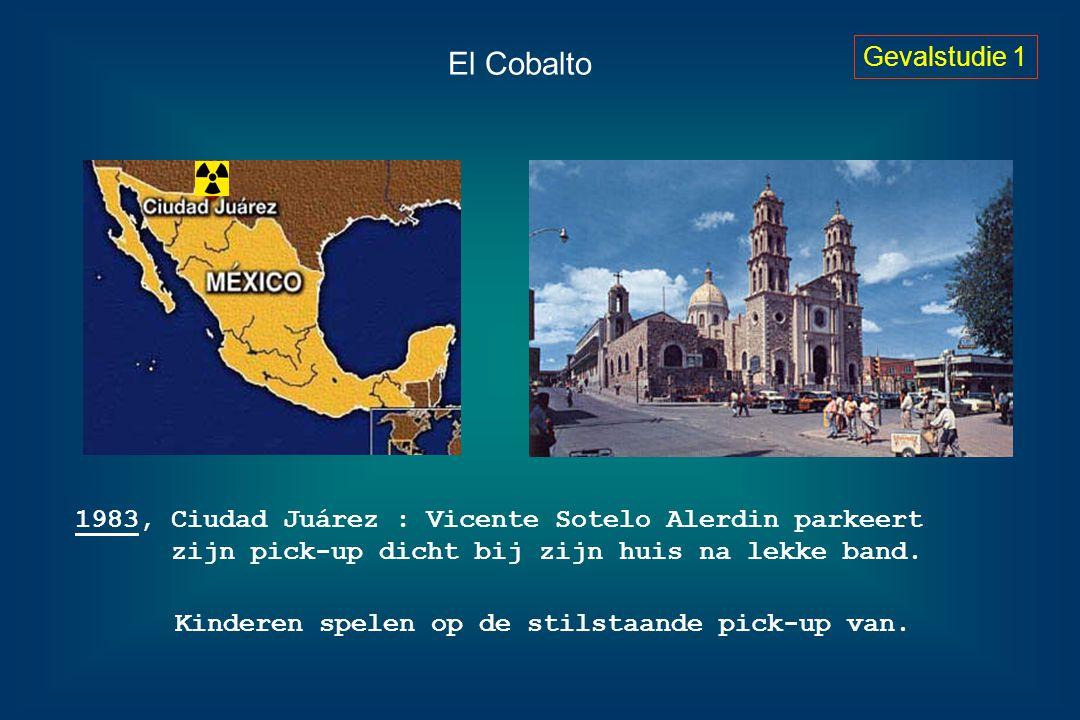 El Cobalto Gevalstudie 1