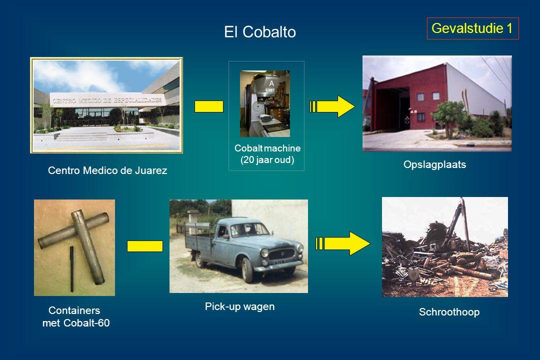 El Cobalto Gevalstudie 1 Opslagplaats Centro Medico de Juarez