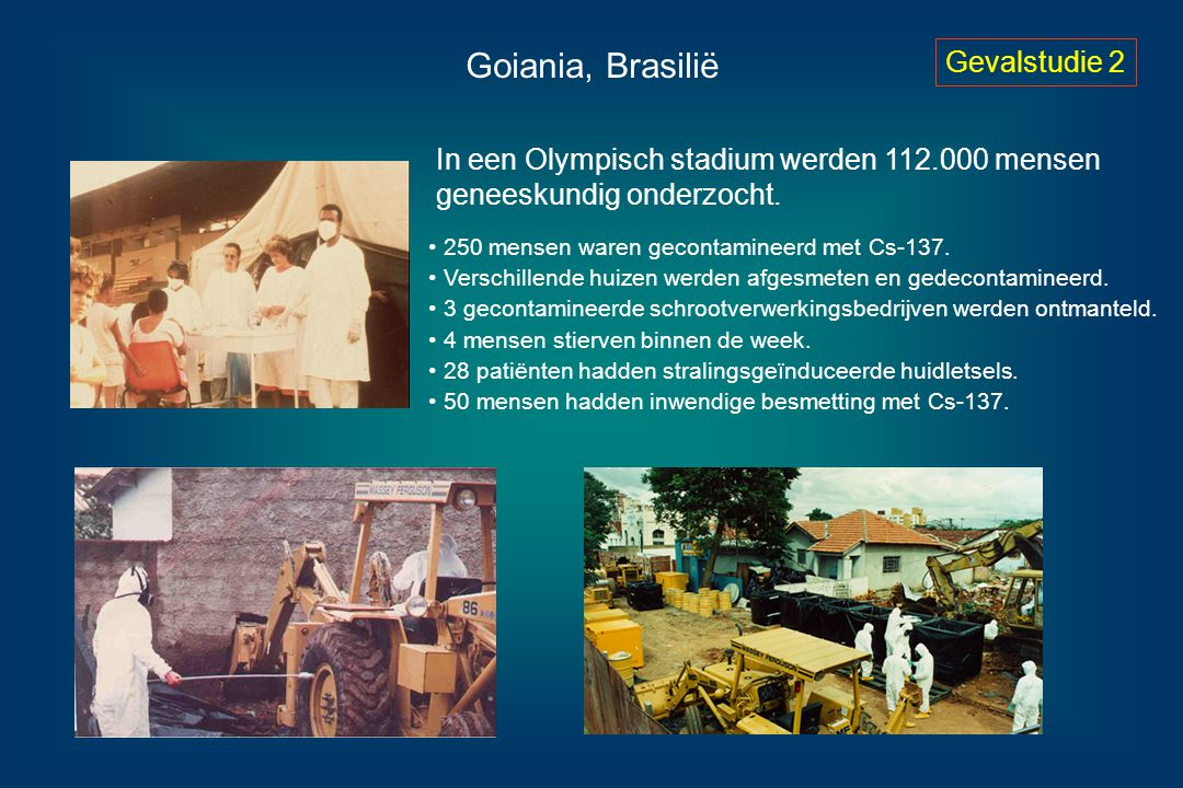 Goiania, Brasilië Gevalstudie 2