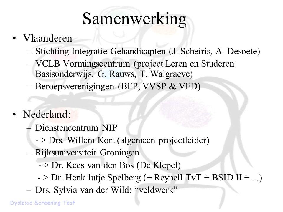 Samenwerking Vlaanderen Nederland: