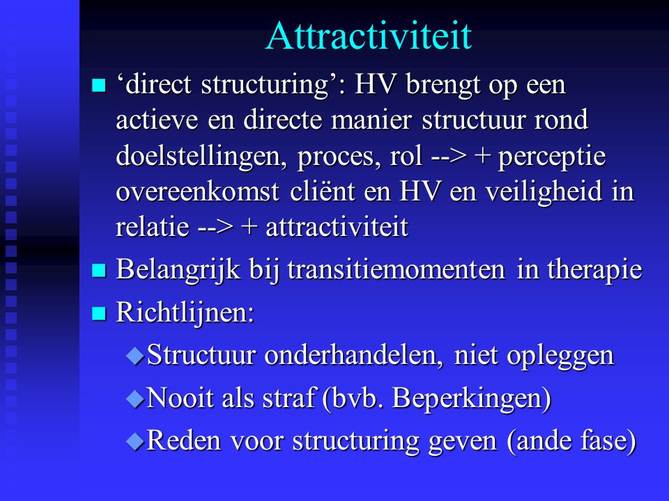 Attractiviteit