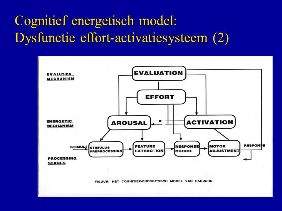Cognitief energetisch model: