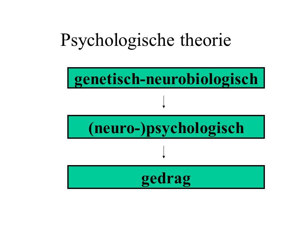Psychologische theorie