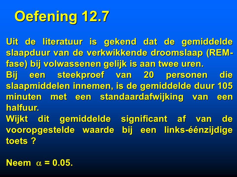 Oefening 12.7