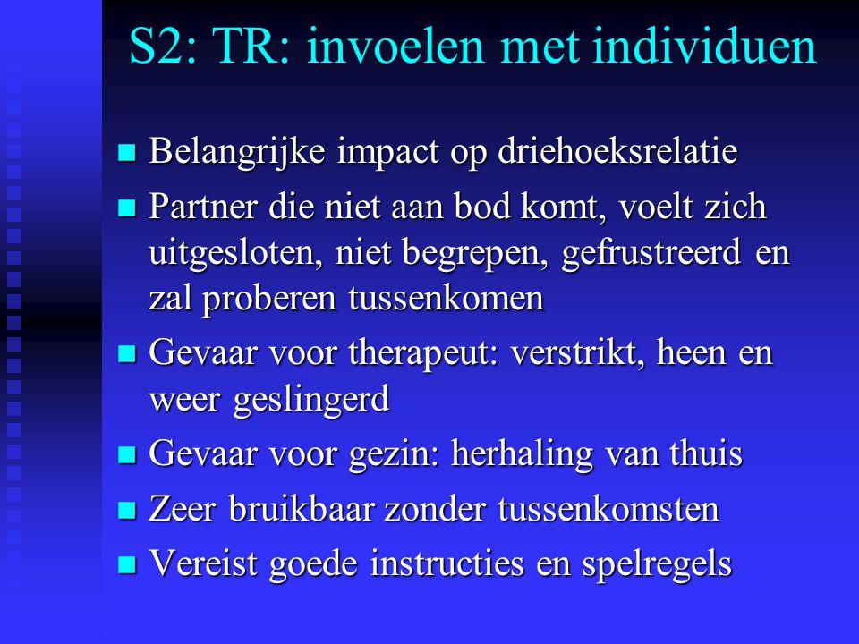 S2: TR: invoelen met individuen