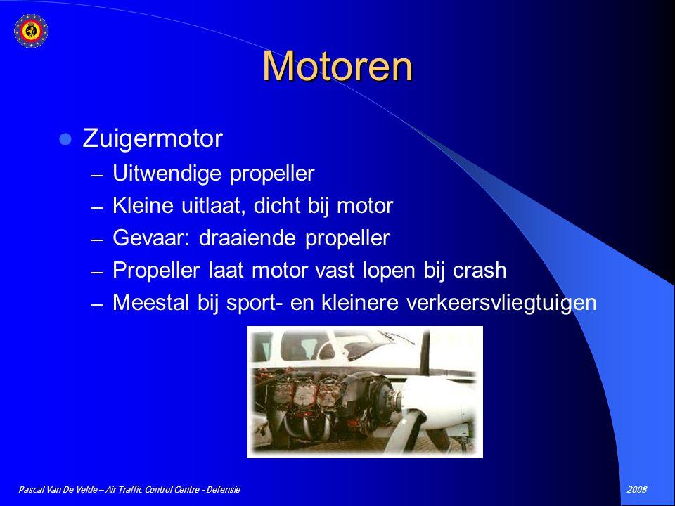 Motoren Zuigermotor Uitwendige propeller