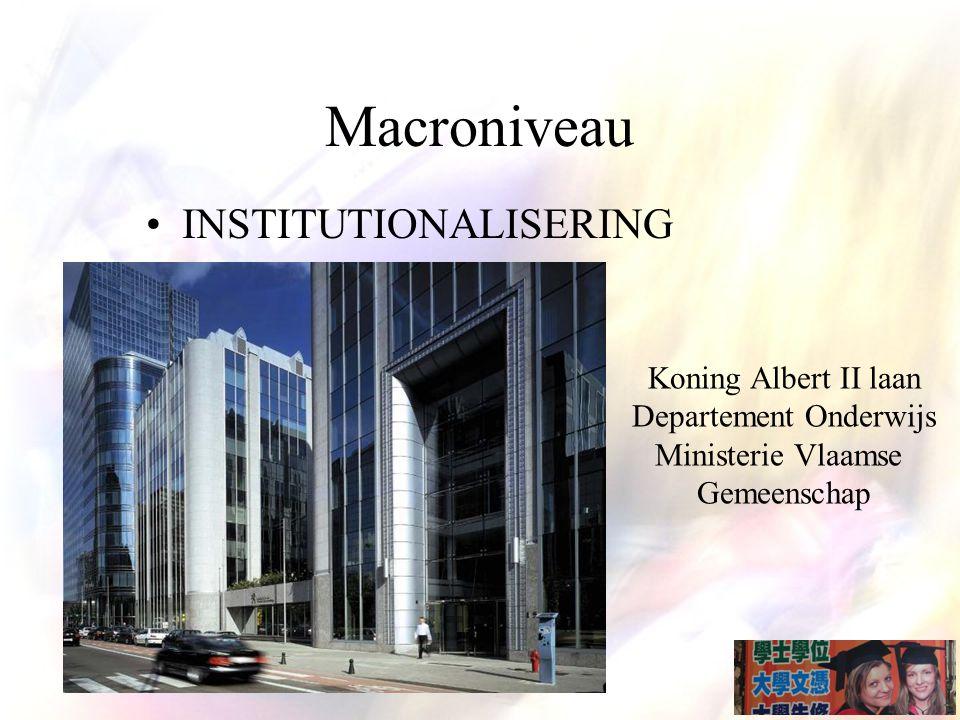 Departement Onderwijs Ministerie Vlaamse