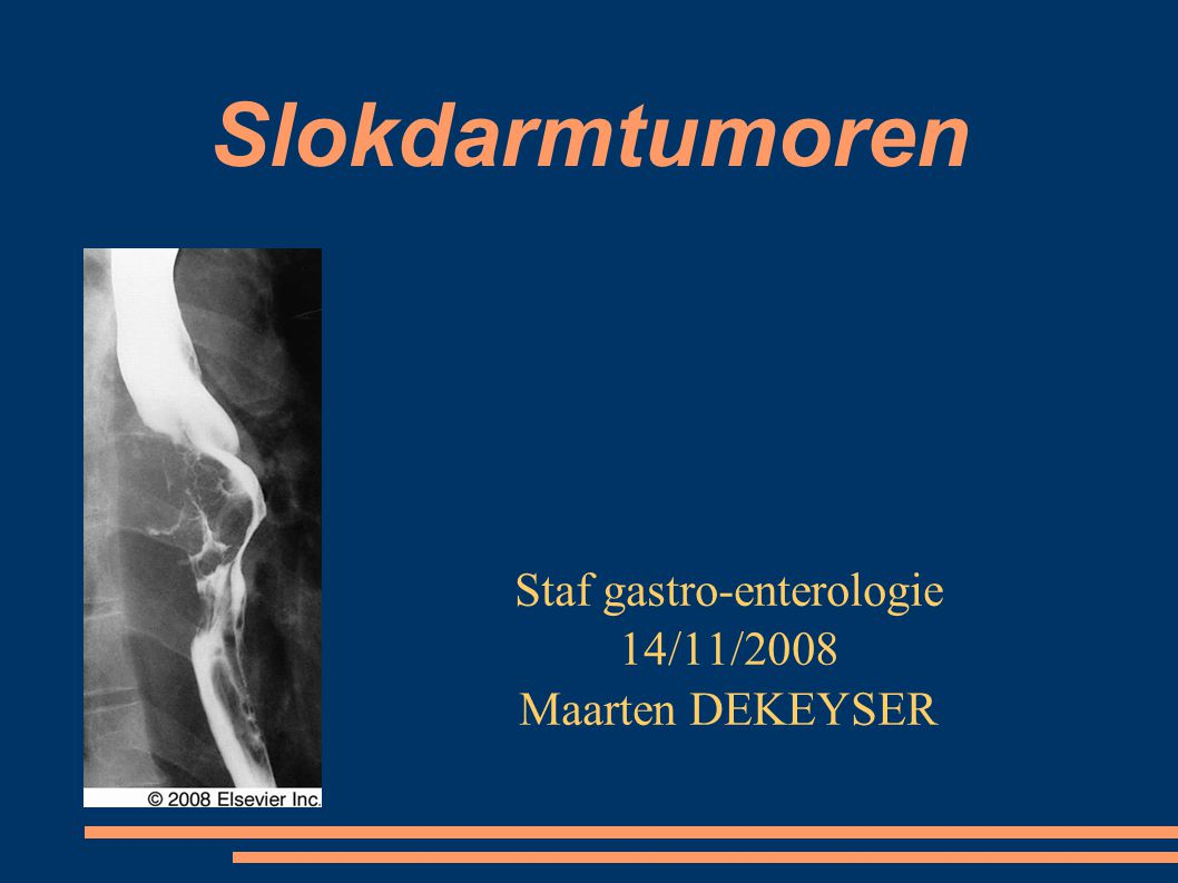 Staf gastro-enterologie