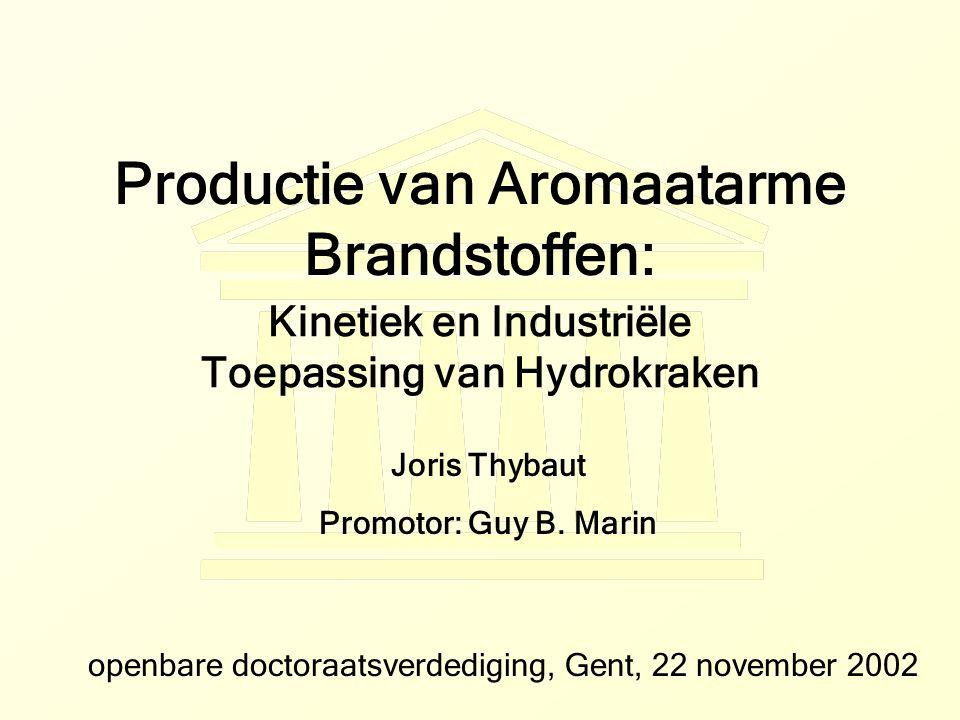 Productie van Aromaatarme Brandstoffen:
