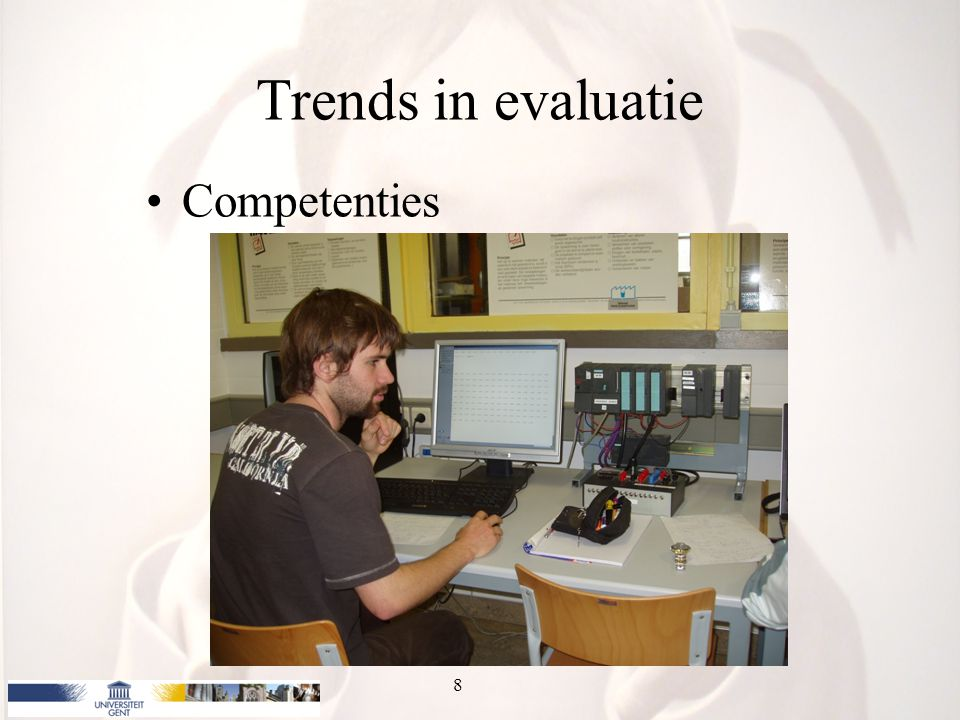 Trends in evaluatie Competenties