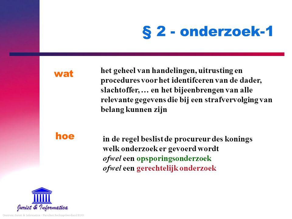 § 2 - onderzoek-1