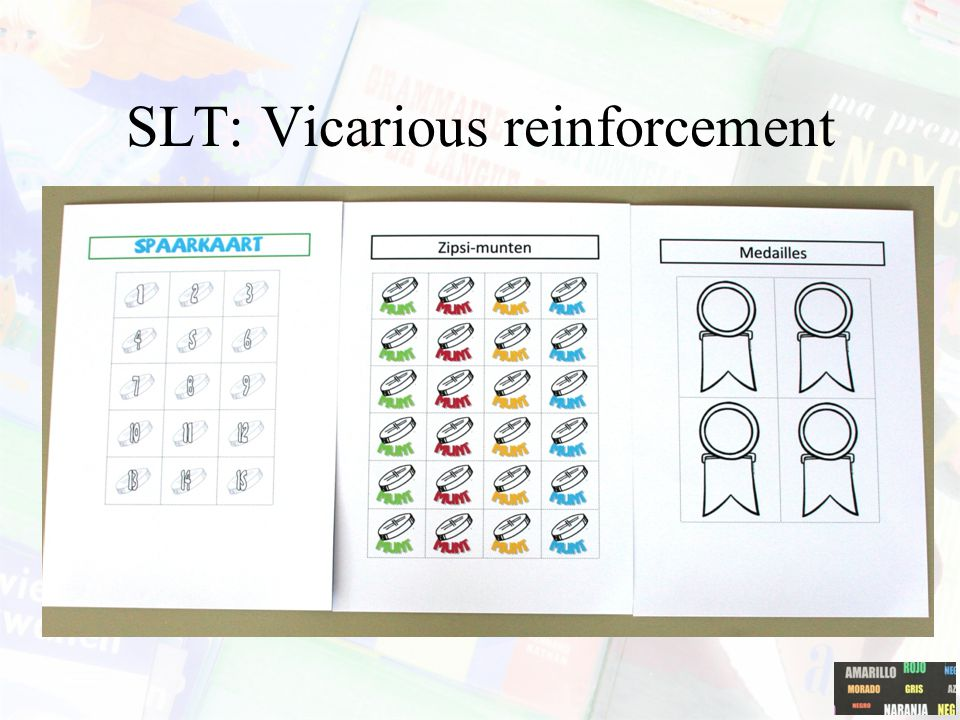 SLT: Vicarious reinforcement