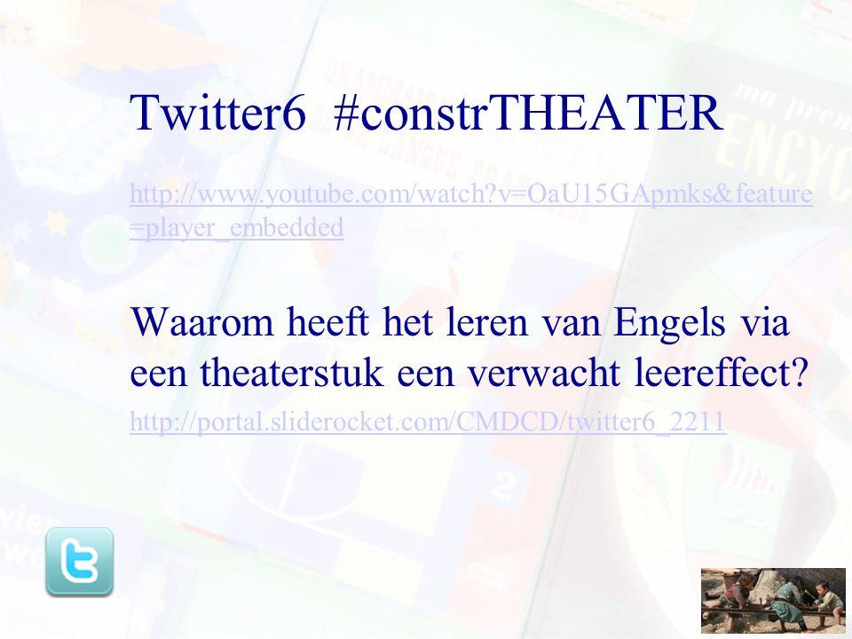 Twitter6 #constrTHEATER
