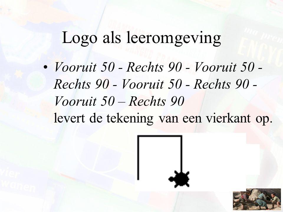 Logo als leeromgeving
