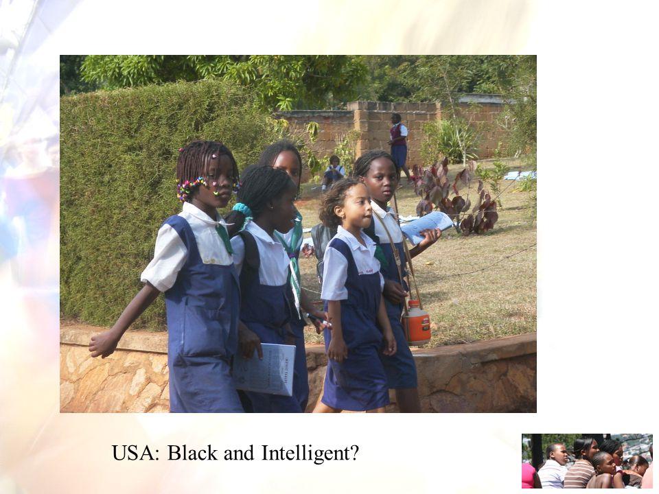 USA: Black and Intelligent