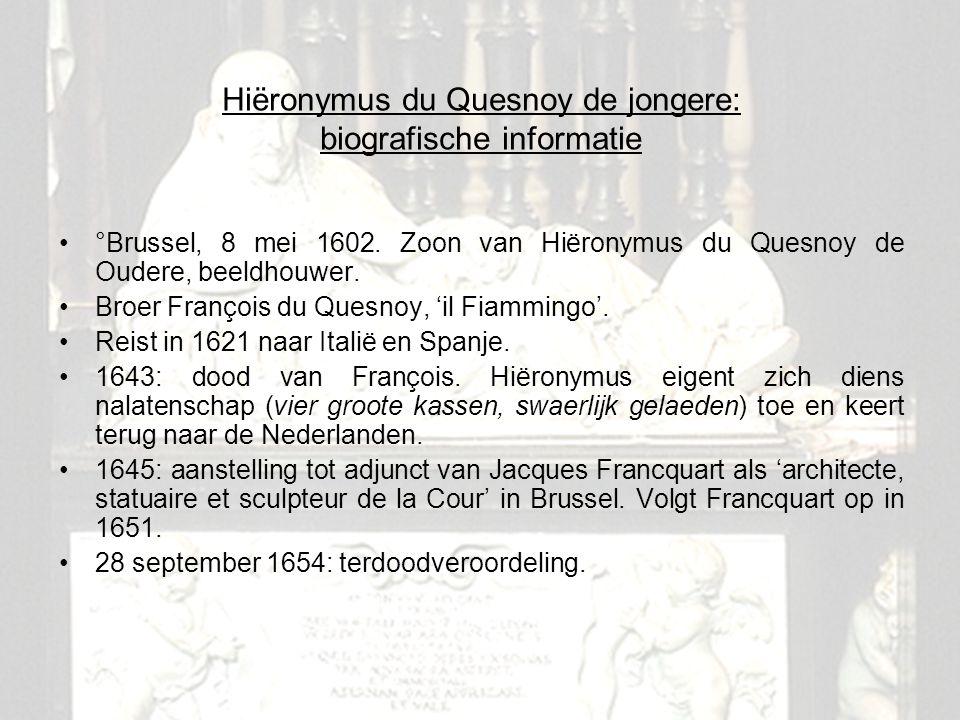 Hiëronymus du Quesnoy de jongere: biografische informatie